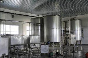 Xưởng sản xuất dầu dừa nguyên chất Bến Tre