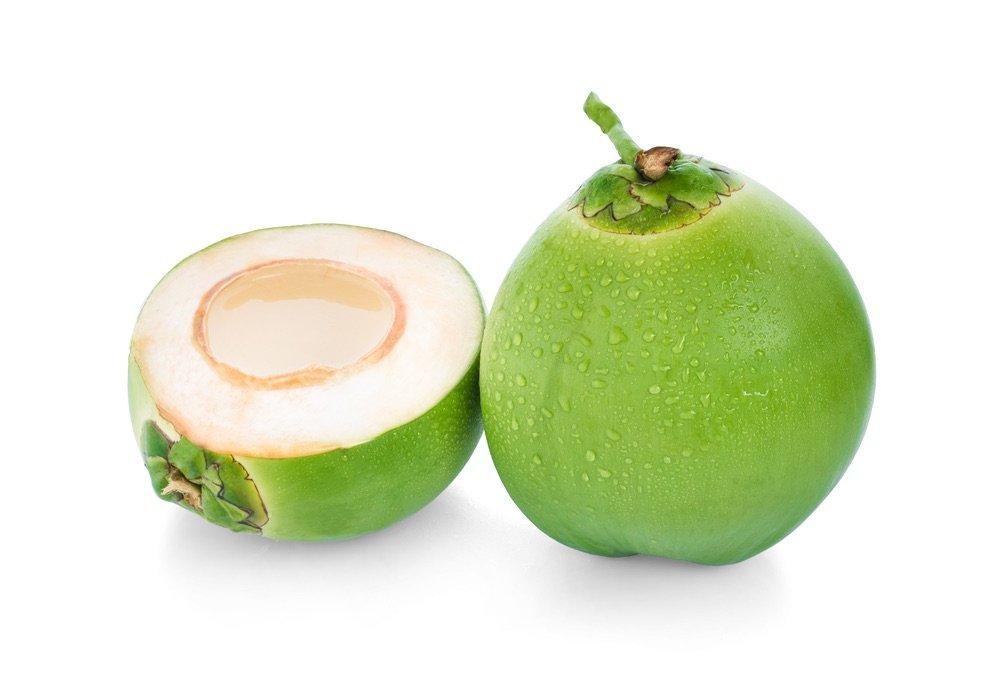 Cách phân biệt dừa sáp và dừa thường